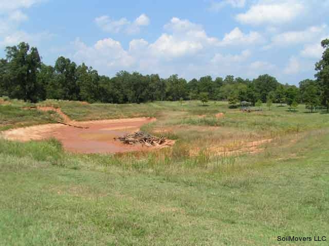 Soilmovers llc premium rural retreats lakes and for Pond construction
