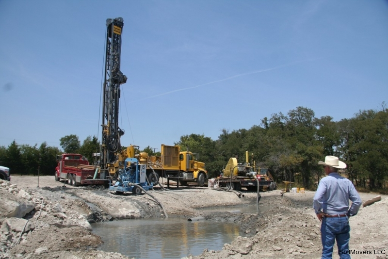 r2-Drilling for water