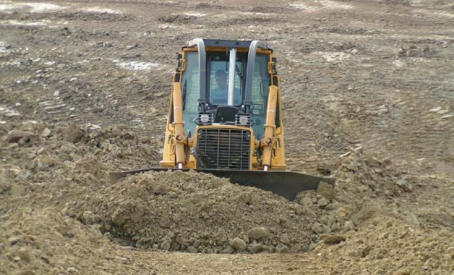The proper equipment, experience and an artistic eye are all important factors in lake construction.